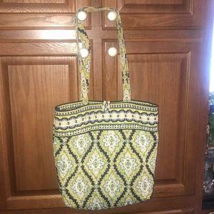 Vera Bradley Tote Bag Handbag